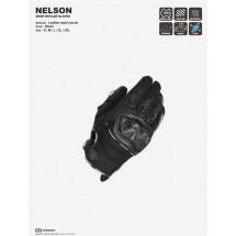 CONQUER NELSON KEVLAR MESH GLOVES (넬슨 케블라 메쉬 글러브 블랙)