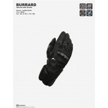 CONQUER BURRARD KEVLAR LONG GLOVES (버라드 케블라 롱글러브)