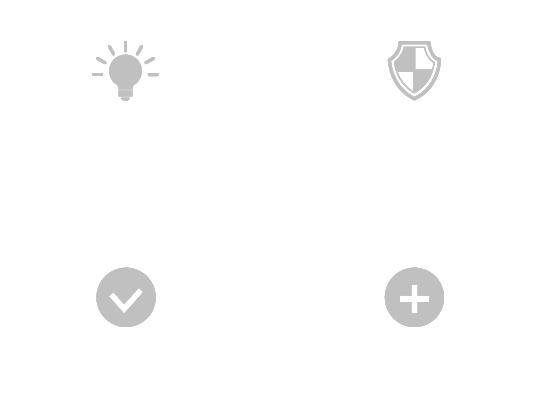 innovation / safety / reasonable / variety